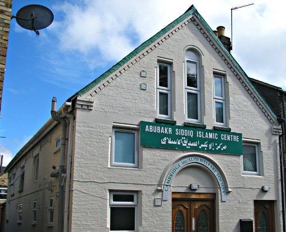 Mosque old front entrance(2017)